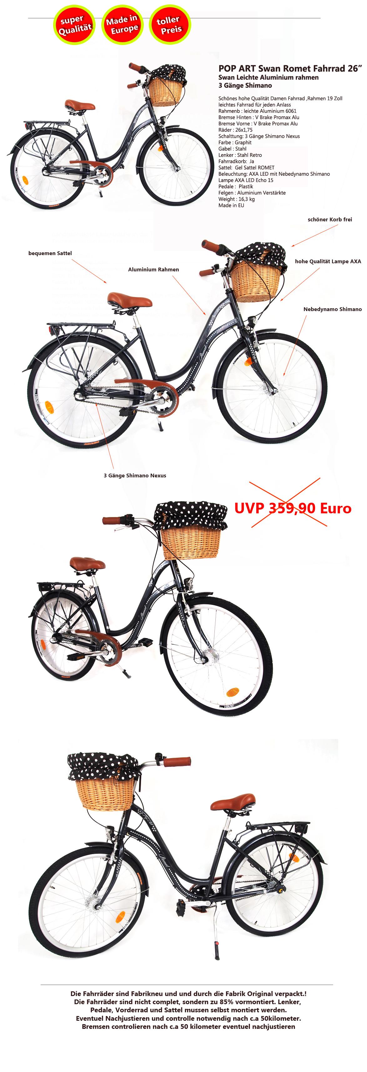 Damen Fahrrad kaufen auf ricardo.ch